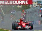 Михаэль Шумахер выигрывает Гран При Австралии 0004 года