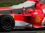Михаэль Шумахер выигрывает Гран При Европы 0006 года