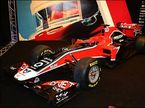 Marussia Virgin Racing MVR-02